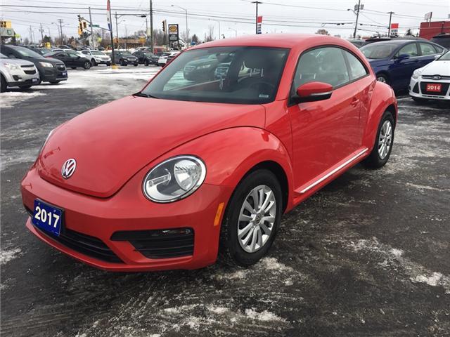 2017 Volkswagen Beetle 1.8 TSI Trendline (Stk: 18633) in Sudbury - Image 3 of 14