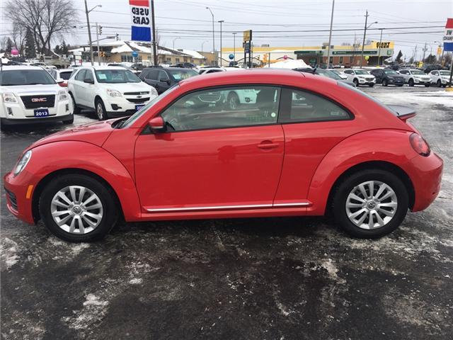 2017 Volkswagen Beetle 1.8 TSI Trendline (Stk: 18633) in Sudbury - Image 4 of 14