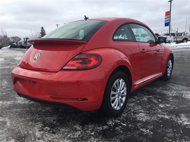2017 Volkswagen Beetle 1.8 TSI Trendline (Stk: 18633) in Sudbury - Image 7 of 14