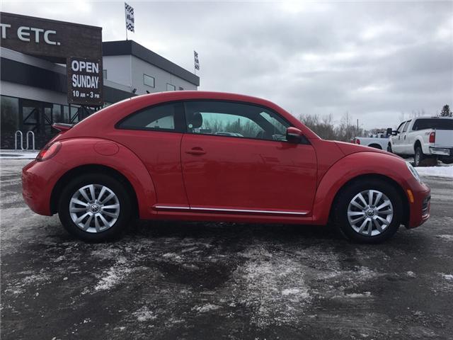2017 Volkswagen Beetle 1.8 TSI Trendline (Stk: 18633) in Sudbury - Image 8 of 14