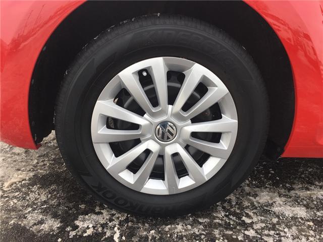 2017 Volkswagen Beetle 1.8 TSI Trendline (Stk: 18633) in Sudbury - Image 9 of 14