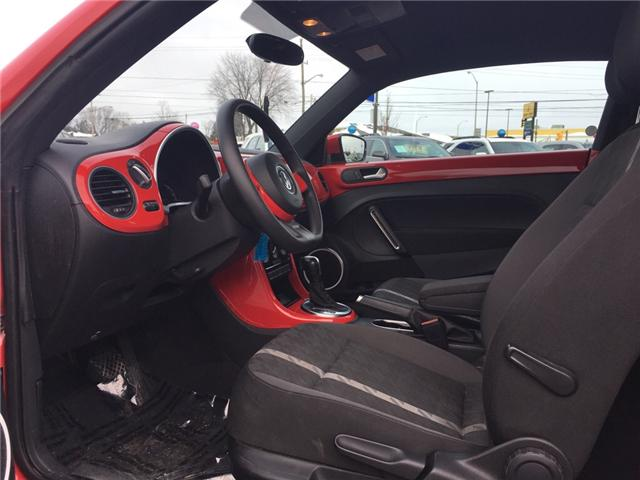 2017 Volkswagen Beetle 1.8 TSI Trendline (Stk: 18633) in Sudbury - Image 13 of 14