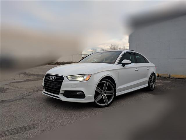 2015 Audi A3 2.0T Progressiv (Stk: 0467) in Toronto - Image 1 of 24