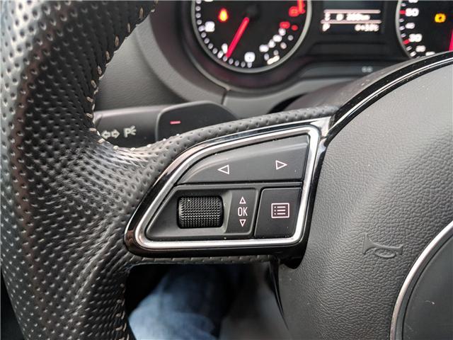 2015 Audi A3 2.0T Progressiv (Stk: 10467) in Toronto - Image 14 of 24