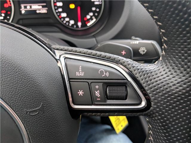 2015 Audi A3 2.0T Progressiv (Stk: 10467) in Toronto - Image 15 of 24