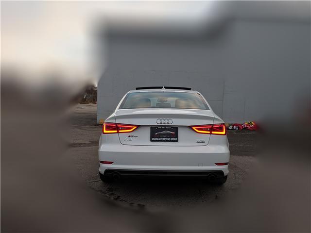 2015 Audi A3 2.0T Progressiv (Stk: 10467) in Toronto - Image 7 of 24
