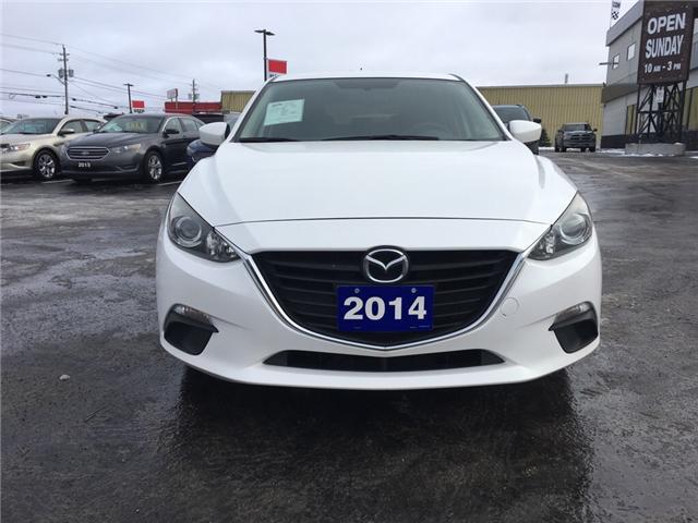 2014 Mazda Mazda3 GX-SKY (Stk: 18612) in Sudbury - Image 2 of 14