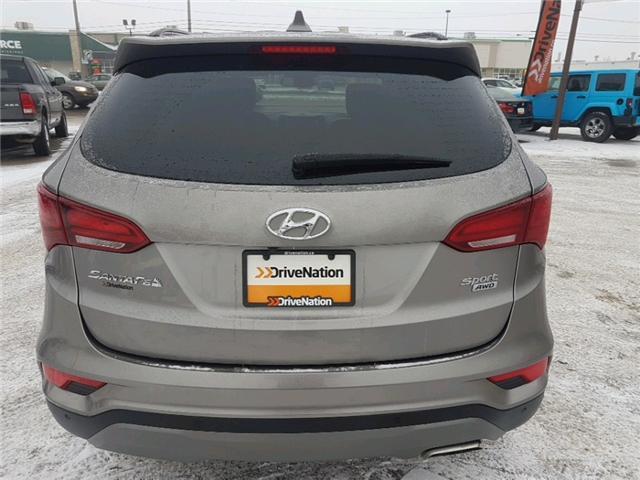 2018 Hyundai Santa Fe Sport 2.4 SE (Stk: A2570) in Saskatoon - Image 4 of 22