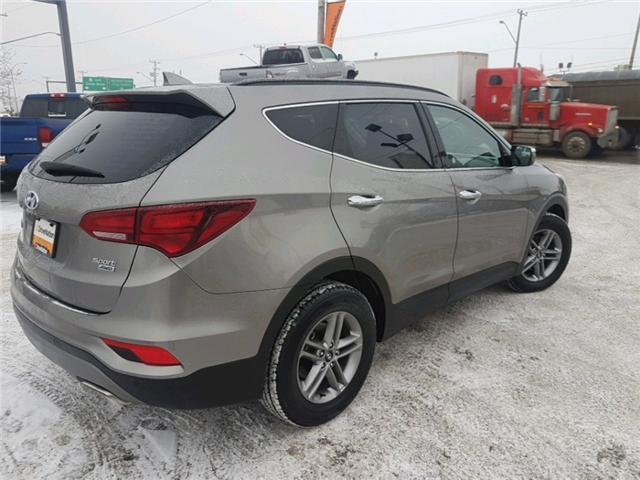 2018 Hyundai Santa Fe Sport 2.4 SE (Stk: A2570) in Saskatoon - Image 5 of 22