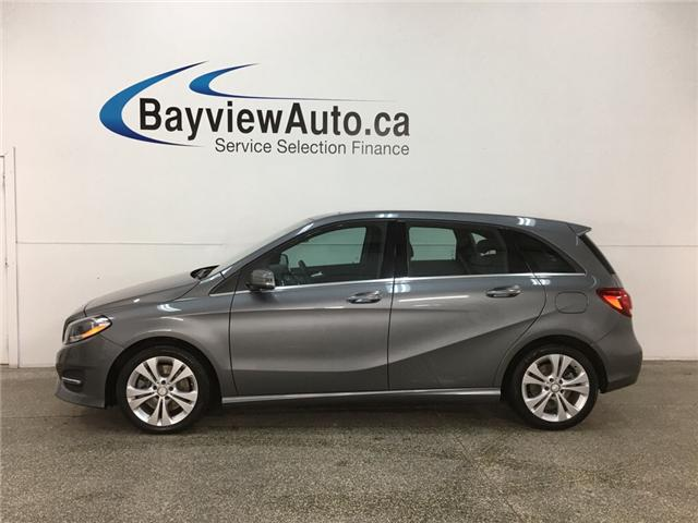 2017 Mercedes-Benz B-Class Sports Tourer (Stk: 34014W) in Belleville - Image 1 of 30