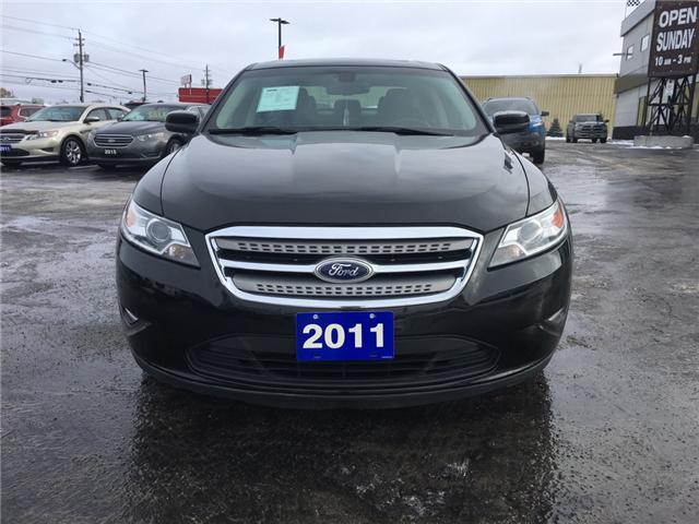 2011 Ford Taurus SEL (Stk: 18618) in Sudbury - Image 2 of 15