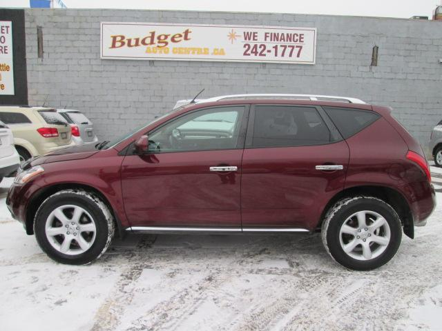 2007 Nissan Murano SE (Stk: bp526) in Saskatoon - Image 1 of 20