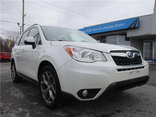 2015 Subaru Forester 2.5i Limited Package (Stk: 181691) in Kingston - Image 1 of 13