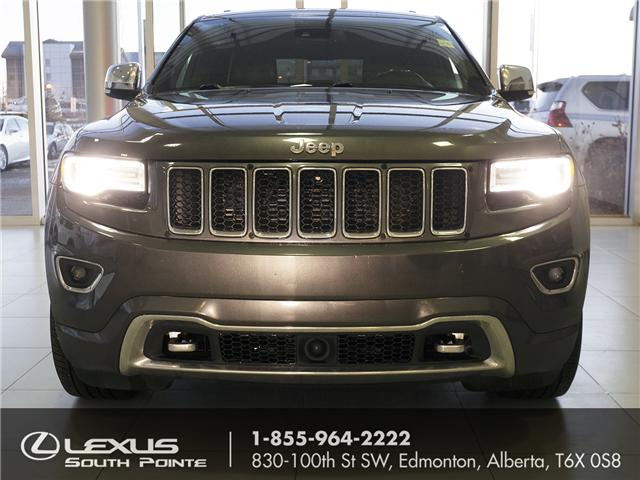 2014 Jeep Grand Cherokee Overland (Stk: L800626A) in Edmonton - Image 2 of 21