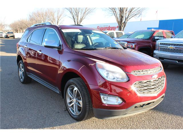 2016 Chevrolet Equinox LTZ (Stk: 170355) in Medicine Hat - Image 1 of 19