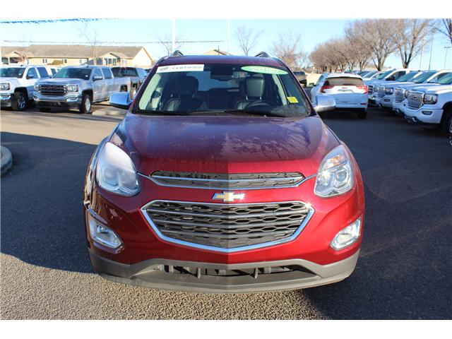 2016 Chevrolet Equinox LTZ (Stk: 170355) in Medicine Hat - Image 2 of 19