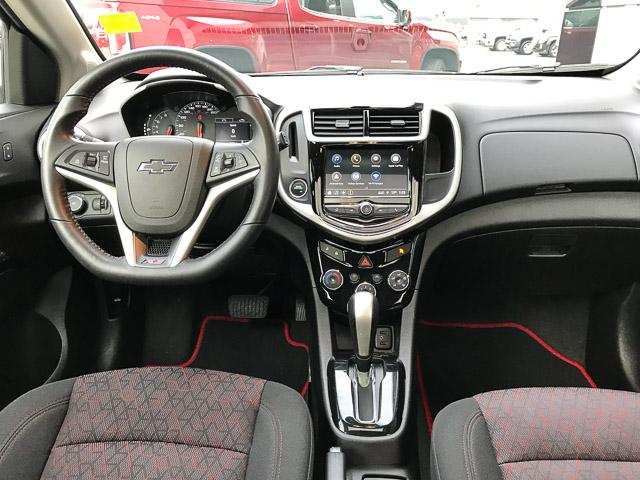 2018 Chevrolet Sonic LT Auto (Stk: 971530) in North Vancouver - Image 11 of 26