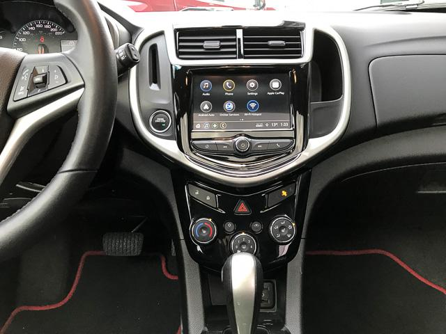 2018 Chevrolet Sonic LT Auto (Stk: 971530) in North Vancouver - Image 9 of 26