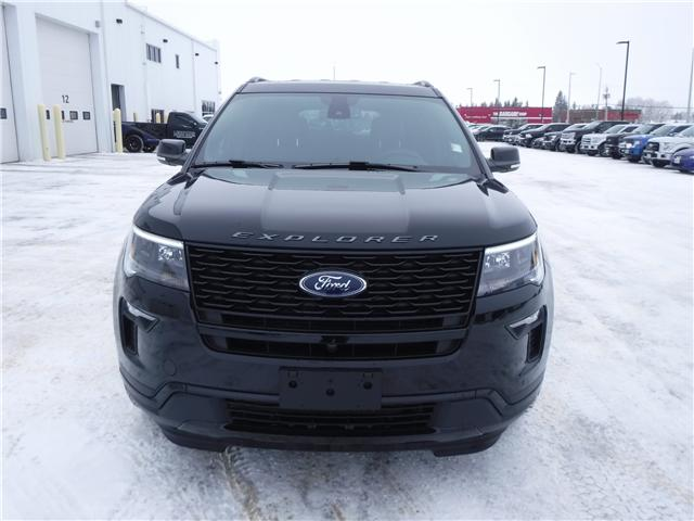 2019 Ford Explorer Sport (Stk: 19-28) in Kapuskasing - Image 2 of 10