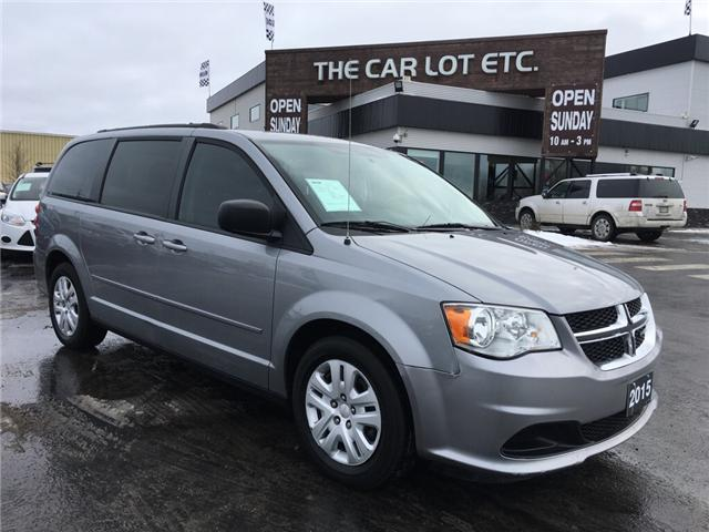 2015 Dodge Grand Caravan SE/SXT (Stk: 18648) in Sudbury - Image 1 of 15