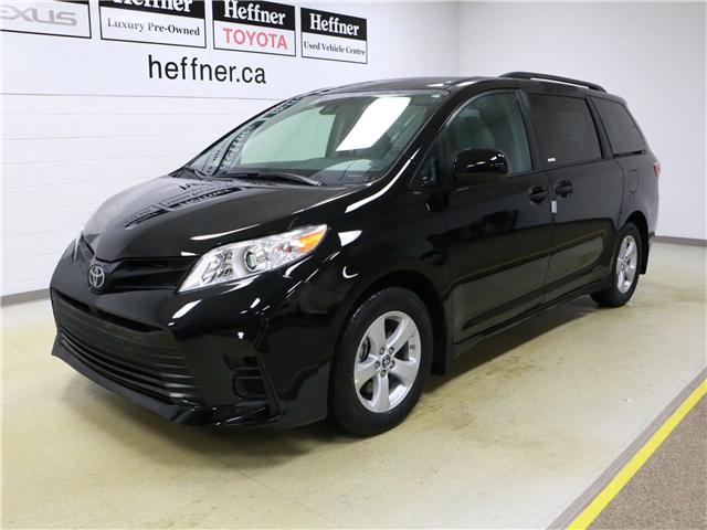 2019 Toyota Sienna 7-Passenger (Stk: 190327) in Kitchener - Image 1 of 3