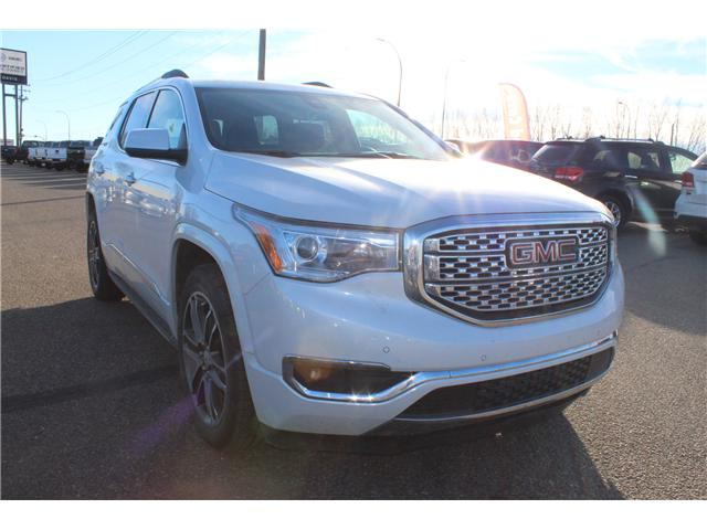 2017 GMC Acadia Denali (Stk: 155304) in Medicine Hat - Image 1 of 7