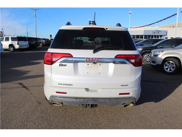 2017 GMC Acadia Denali (Stk: 155304) in Medicine Hat - Image 5 of 35