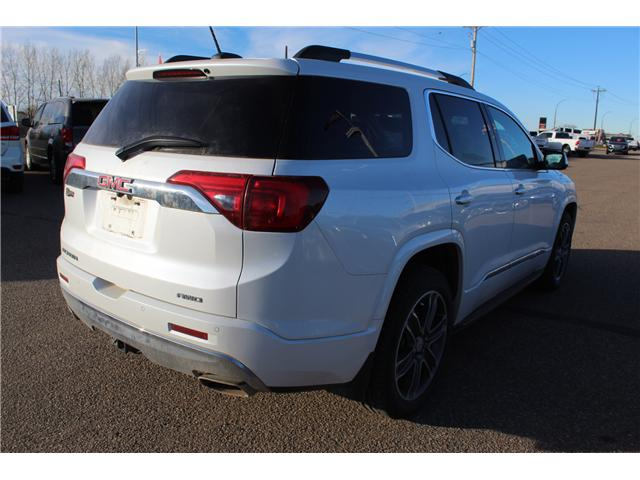 2017 GMC Acadia Denali (Stk: 155304) in Medicine Hat - Image 6 of 7