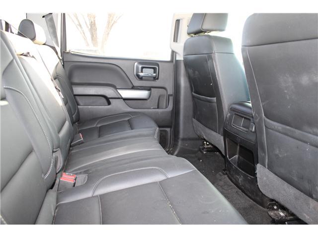 2018 Chevrolet Silverado 2500HD LTZ (Stk: 157759) in Medicine Hat - Image 5 of 18