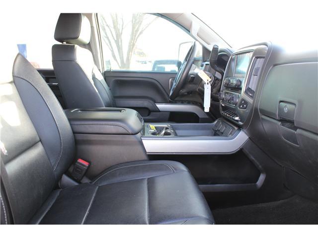 2018 Chevrolet Silverado 2500HD LTZ (Stk: 157759) in Medicine Hat - Image 6 of 18