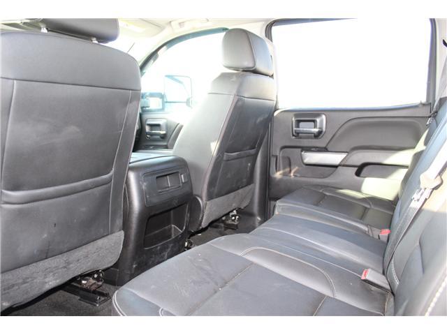 2018 Chevrolet Silverado 2500HD LTZ (Stk: 157759) in Medicine Hat - Image 7 of 18