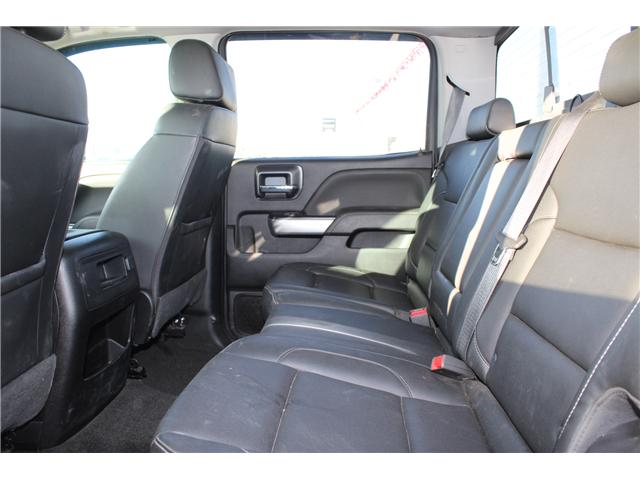 2018 Chevrolet Silverado 2500HD LTZ (Stk: 157759) in Medicine Hat - Image 8 of 18