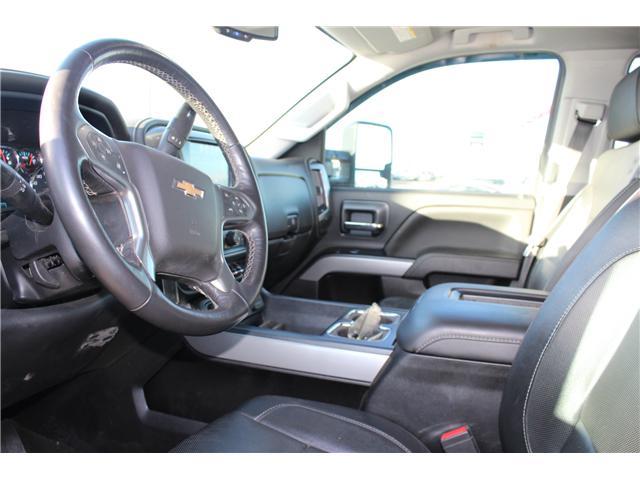 2018 Chevrolet Silverado 2500HD LTZ (Stk: 157759) in Medicine Hat - Image 9 of 18