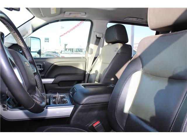 2018 Chevrolet Silverado 2500HD LTZ (Stk: 157759) in Medicine Hat - Image 10 of 18