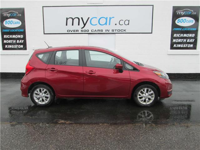 2018 Nissan Versa Note 1.6 SV (Stk: 181846) in Richmond - Image 1 of 13