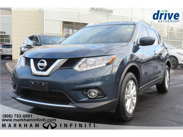 2016 Nissan Rogue SV (Stk: J313B) in Markham - Image 1 of 28