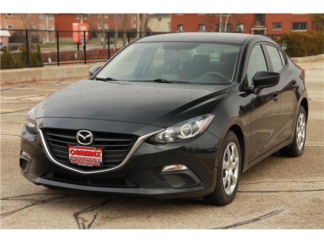 2016 Mazda Mazda3 GX (Stk: 1811565) in Waterloo - Image 1 of 28