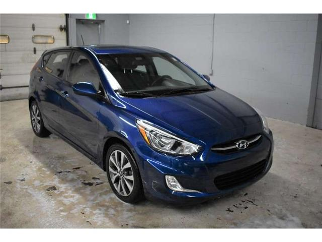2017 Hyundai Accent SE- HEATED SEATS * SUNROOF * SAT RADIO READY (Stk: B2950) in Cornwall - Image 2 of 29