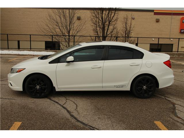 2012 Honda Civic Si (Stk: 1810527) in Waterloo - Image 2 of 23