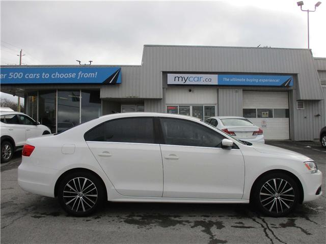 2014 Volkswagen Jetta 2.0 TDI Highline (Stk: 181839) in Kingston - Image 2 of 12