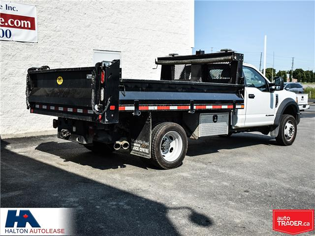 2017 Ford F-550 Chassis XL (Stk: 310081) in Burlington - Image 7 of 20