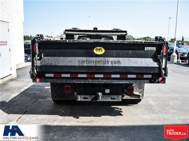 2017 Ford F-550 Chassis XL (Stk: 310081) in Burlington - Image 8 of 20