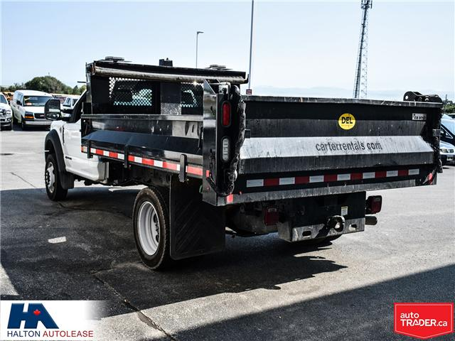 2017 Ford F-550 Chassis XL (Stk: 310081) in Burlington - Image 9 of 20