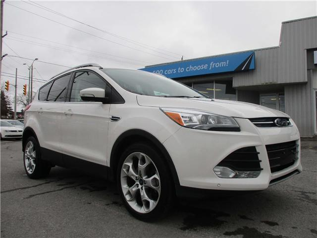 2016 Ford Escape Titanium (Stk: 181919) in Kingston - Image 1 of 14