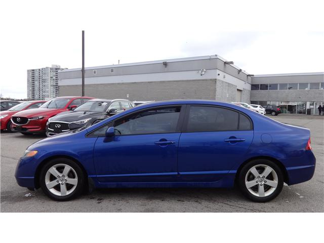 2006 Honda Civic EX (Stk: JY303313A) in Scarborough - Image 2 of 15