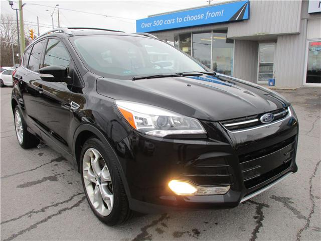 2016 Ford Escape Titanium (Stk: 181918) in Kingston - Image 1 of 12