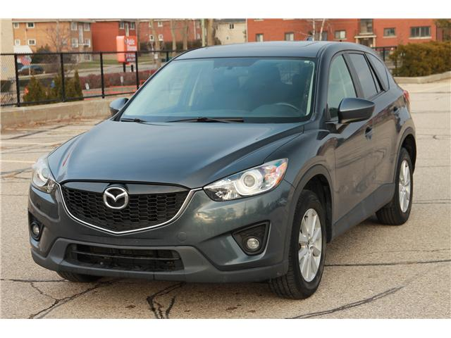 2013 Mazda CX-5 GS (Stk: 1811545) in Waterloo - Image 1 of 27