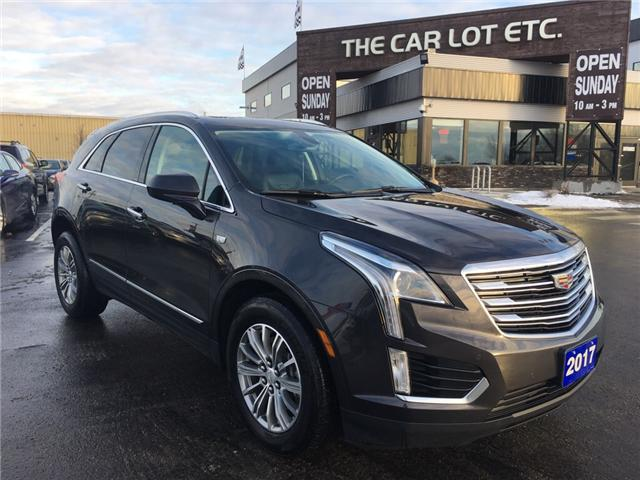 2017 Cadillac XT5 Luxury (Stk: 18669) in Sudbury - Image 1 of 18
