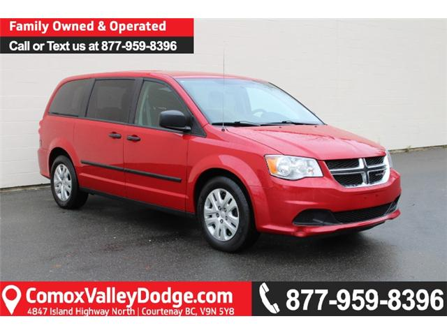 2016 Dodge Grand Caravan SE/SXT (Stk: R504431A) in Courtenay - Image 1 of 28