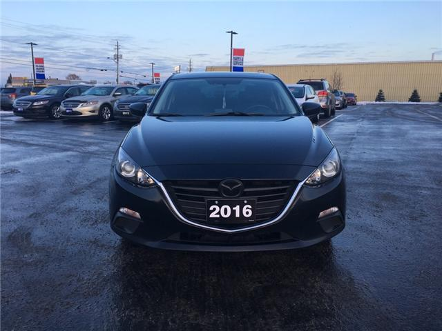 2016 Mazda Mazda3 GS (Stk: 18667) in Sudbury - Image 2 of 14